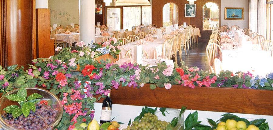 Hotel Malcesine, Malcesine, Lake Garda, Italy - Restaurant.jpg